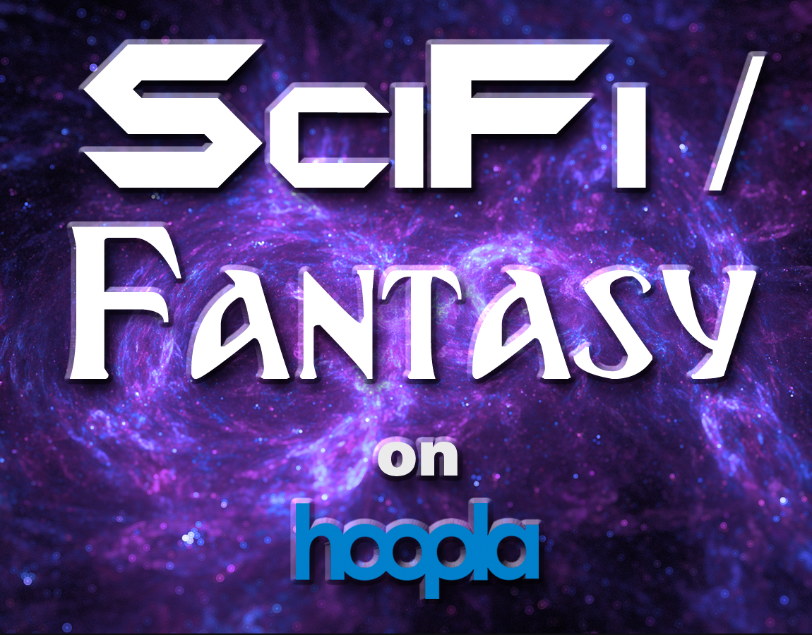 Sci-Fi and Fantasy on Hoopla